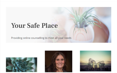 Designing a Therapist Web Site